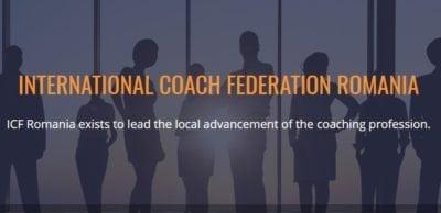 ICF România donează 350 de ore de coaching