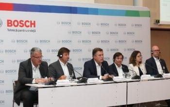 Bosch, creștere puternică în România