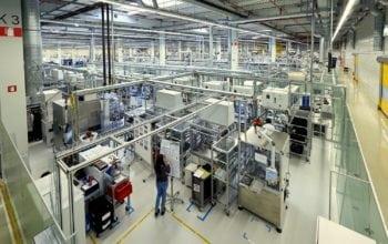 Bosch, investiție de peste 7 mil euro la Blaj
