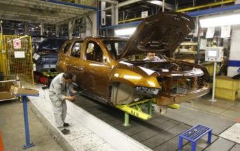 Dacia a depășit 5 miliarde de euro în 2017