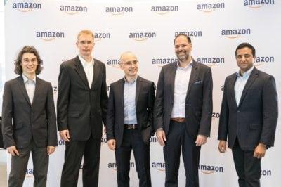 Amazon deschide centru în București și caută 650 ingineri software