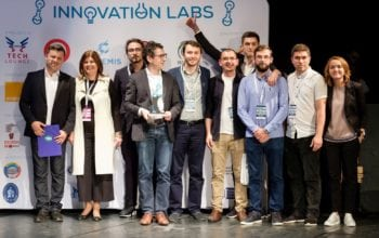 Appsulate, ClarK, XVision și WakeZ, câștigătorii Innovation Labs