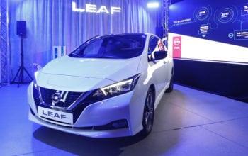 Cât va costa noul Nissan Leaf în România?
