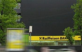 Raiffeisen Bank, profit net de 212 mil. lei în T1