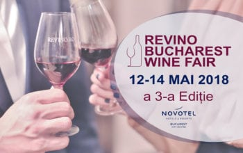 ReVino Bucharest Wine Fair, la a treia ediție