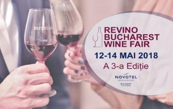 Viticultori, consumatori și vinuri de calitate, la ReVino Bucharest Wine Fair