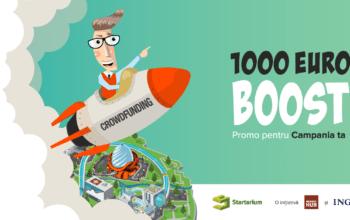 Startarium susține 10 campanii ambițioase de crowdfunding cu mentorat, consultanță și buget de promovare