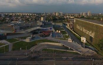 Veranda Mall investește 10 milioane de euro în extindere