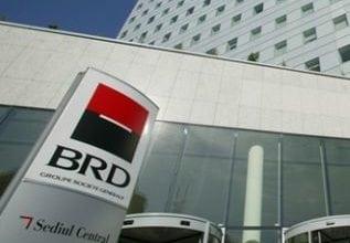 BRD, profit net de 414 milioane lei în T1