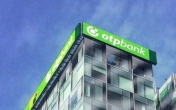 OTP Bank, profit net de peste 22 mil. lei în T1