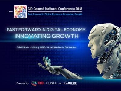 Vino la conferința dedicată tehnologiei digitale