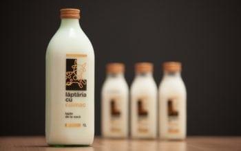Un nou jucător pe piața lactatelor