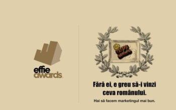 Câștigătorii EFFIE 2018