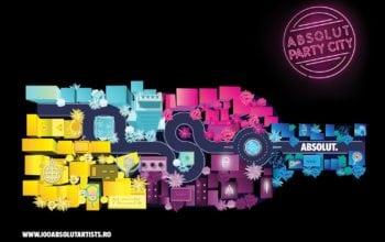 Platforma Absolut pentru 100 de tineri artiști români