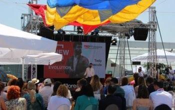300 de participanți la primul TEDx în aer liber
