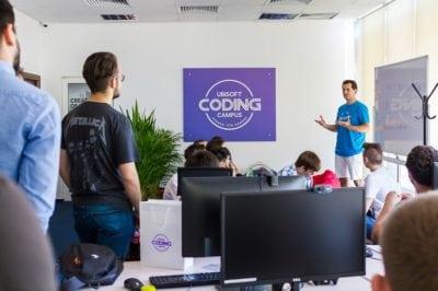 Coding Campus – programare online în gaming