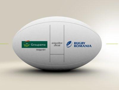 Groupama asigură echipa națională de rugby