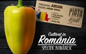 Încă două mărci de legume românești, revitalizate de Lidl