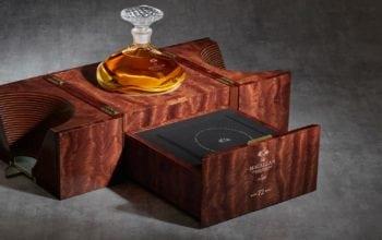 Ce whisky se vinde cu 60.000 dolari sticla?
