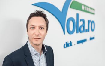 Vola.ro, afaceri de peste 4 mil euro în S1