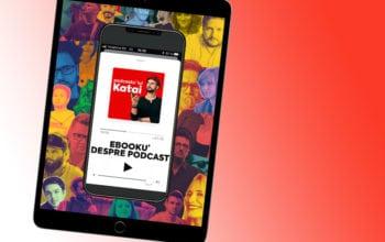 Cum să faci podcasting ca la carte – ebook gratuit