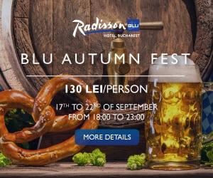BLU Autumn Fest - Radisson Blu