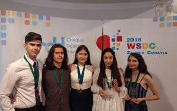 România, campioană la dezbateri