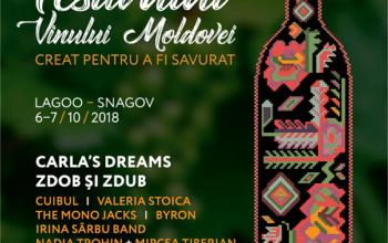 Festivalul Vinului Moldovei vine la București pe 6 octombrie