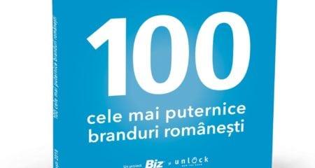 Cele mai puternice 100 de branduri româneşti în 2018
