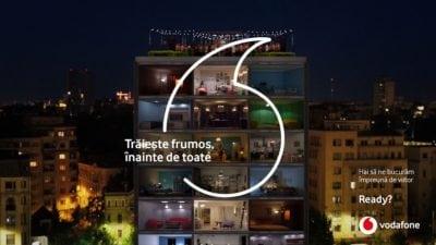 Vodafone România, o nouă filosofie de brand