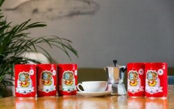 5togo lansează brandul propriu de cafea și siropuri gluten free