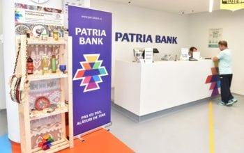 Mall țărănesc, susținut de Patria Bank