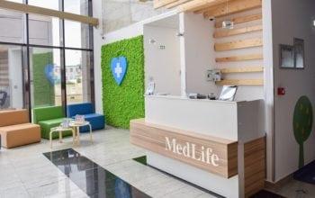 MedLife, investiție de 1,2 mil euro într-o hyperclinică la Oradea
