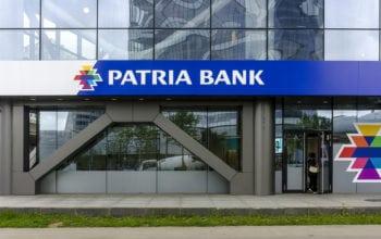 Patria Bank – credite noi de 100 milioane euro, în S1