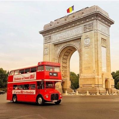Ce aduce turiștii în București?