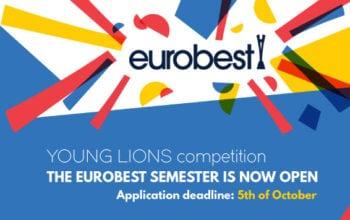 Young Lions – Semestrul Eurobest: înscrieri până pe 5 octombrie