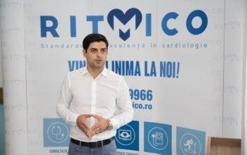 Investiție de 150.000 de euro într-o nouă clinică RITMICO