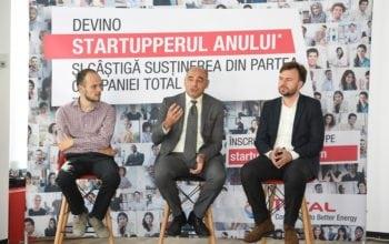 Startupperul Anului, competiție internațională pentru antreprenori