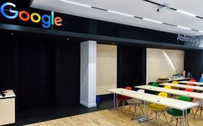 Hub-uri Google pentru programatorii din România