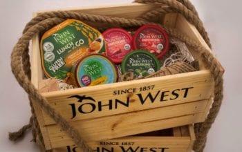 Nordic Food distribuie în România conserve John West