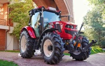Primul tractor românesc
