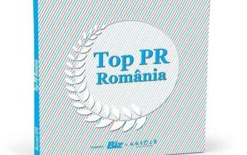 TOP PR România 2018