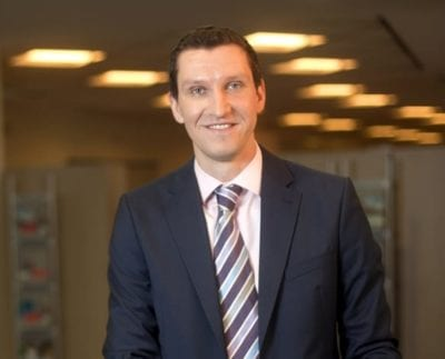 Bogdan Speteanu, noul director executiv al Rețelei Corporate BCR