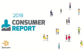 Starcom a lansat o nouă ediție de Consumer Report