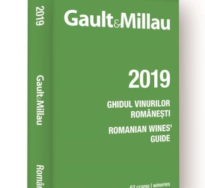 Gault&Millau lansează ghidul vinurilor