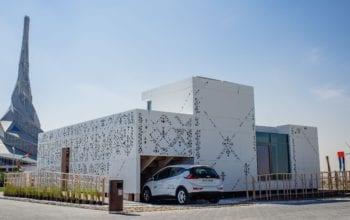 EFdeN, locul 4 la concursul mondial de case solare Solar Decathlon