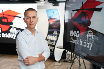 Estimare eMAG pentru Black Friday: vânzări de 400 milioane de lei
