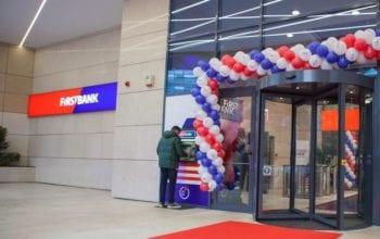 First Bank, prima sucursală sub noua identitate de brand