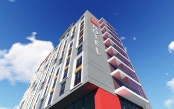 Un nou hotel în București, în 2020