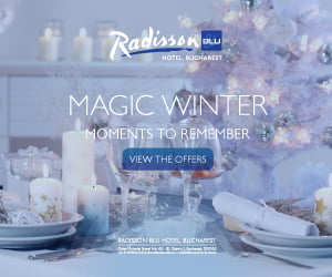Radisson Blue Magic Winter